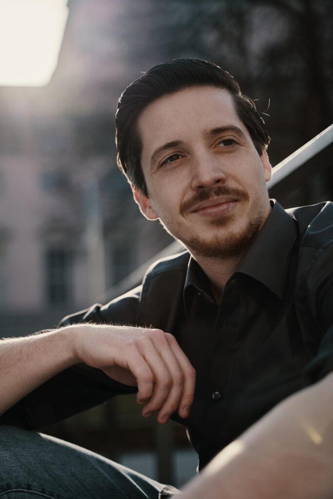 Portrait Alexander Liebermann